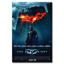 Batman The Dark Knight DC Superhero Movie Silk Poster 12x18 24x36inch Joker 002