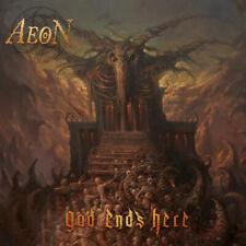 Aeon - God Ends Here CD ALBUM