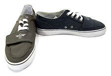Creative Recreation Shoes Cesario Lo XVI Canvas Gray Sneakers Size 8 EUR 40.5
