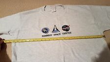 Original de la NASA Camiseta cosido en Parches Xl