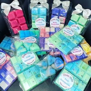 Wax Melts - Fresh, Lush, Designer Inspired, Laundry, Soy Wax, Highly scented