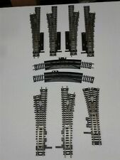 Ho Scale Bundle of Accessories. Track, switches and many other goodies.