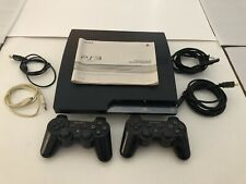 Sony Playstation 3 Console PS3 With Controllers And With 17 Games