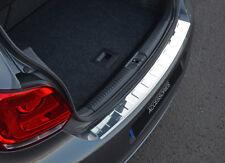For Volkswagen Polo (2009-17) - Chrome Rear Bumper Protector Scratch Guard