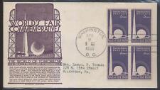 1939 New York/NY  WORLD's FAIR  Cachet & Commerative Stamps