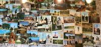 71 American Civil War Postcards Huge Lot Landmarks, Battle Fields, Monuments