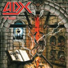 ADX-la terrore (lim.400 BLACK V. * Heavy/Speed Metal Classic * fra * + Bonus Tracks)