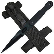 Walther MDK Knife kleines kompaktes Jagd- Outdoormesser mit Nylon-Armholster