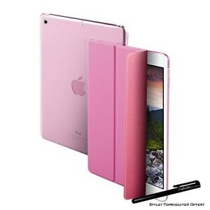 Coque Smart Rose pour Apple iPad Air / Air 2 Etui Folio Ultra fin