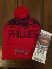 72056e51df2d Philadelphia Phillies 2018 Opening Day Nemours SGA Knit Cap