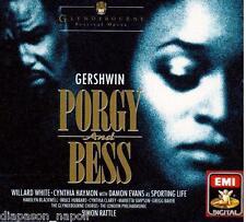 Gershwin: Porgy And Bess / Rattle, White, Haymon - CD Emi