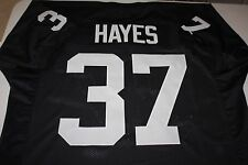 LESTER HAYES #37 SEWN STITCHED JERSEY SB XV & SBXVIII CHAMPS SIZE XLG