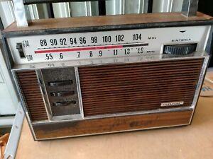 radio MIVAR  trafusion i.c. vintage