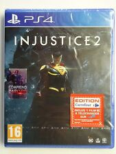 Injustice 2 - PlayStation 4 - PS4 - Neuf