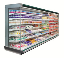More details for dairy chiller cabinet pvc curtains blinds 1.8m width 1.7m drop 100mm wide strip