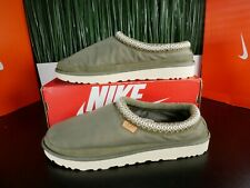 UGG Tasman Green Military Mens Slippers Loafers 1102429 Size 13