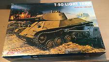 TECHMOD 3002 - 1/35 - LIGHT TANK T-50 - NUOVO