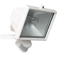 NEW Halogen PIR Floodlight 400W White Each