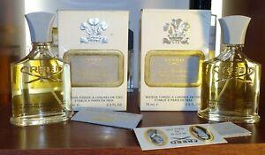 Creed Zeste Mandarine Pamplemousse vintage 75ml + free gift, read description!!