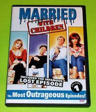 Married...With Children: The Most Outrageous Episodes - Volume #1 (DVD, 2003)