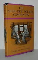 Michael Hardwick, Mollie Hardwick / SHERLOCK HOLMES COMPANION 1st Edition 1978