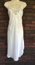 Ivory Nightgown Small Etonne by Sarah Richards Honeymoon Glamour Sleep Gown VTG