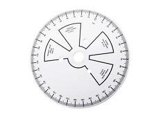 Degree Wheel to Suit Performance Engine 9 inch Steel Camshaft Timing Wheel
