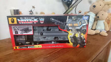 Takara Tomy Transformers G1 Optimus Prime Bape Black Camo Japan version