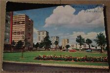Harrsa Platz, Berlin Vintage Postcard USED