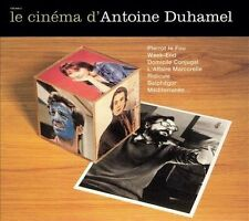 ANTOINE DUHAMEL Le Cinema  CD Pierrot Le Fou Jean-Luc Godard Truffaut Belphegor