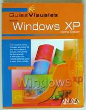 WINDOWS XP HOME EDITION - GUÍAS VISUALES ANAYA - VER DESCRIPCIÓN
