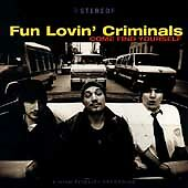 Fun Lovin' Criminals - Come Find Yourself [PA]  (CD, Feb-1996, Capitol)