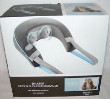 HoMedics NMS-225-THP Shiatsu Neck & and Shoulder Massager Deep kneading therapy