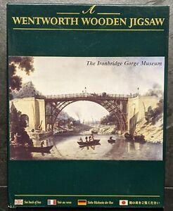 "Wentworth Wooden Jigsaw Puzzle 250 piece ""The Ironbridge Gorge Museum"""