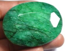 345.40 Ct Natural Green Zambian Emerald AGSL Certified Earth-Mined Museum Gem