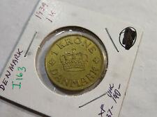 I163 Denmark 1934 Krone