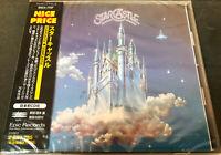 Starcastle - s/t STARCASTLE - Japan CD - ESCA-7737 - OBI - NEU/OVP/SLD!