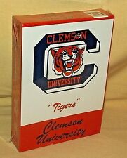 CLEMSON PUZZLE UNIVERSITY TIGER JIGSAW NEW SEALED 150 PC COLLEGIATE PUZZLES.