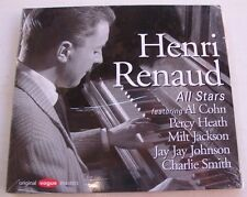 HENRI RENAUD (CD) ALL STARS - AL COHN - PERCY HEATH - MILT JACKSON   NEUF SCELLE