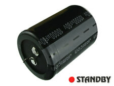 1pc 10000uF-80V 85`C, Capacitor electrolytic SNAP, JAMICON 35X50mm series LS