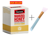 USA SELLER Swisse Manuka Honey Detoxifying Facial Face Mask 70g w/ Applicator