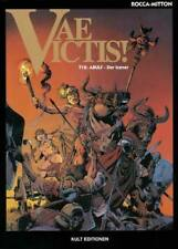 Vae victis HC #10 tedesco Hardcover Jean-Yves Mitton + Simon Rocca culto/Splitter