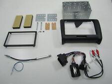 Autorradio instalación diafragma radio diafragma radio-enmarcar KIA CEE /'D a partir de/' 06 negro