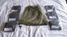 BRITISH ARMY ISSUE HEADNET MOSQUITO/ INSECT PROTECTIVE, SNIPER,CAMPING,OUTDOORS.