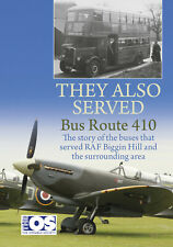 They also served, Bus Route 410 a history of that London Bus Route 9781909091269