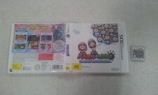 Mario & Luigi Dream Team Nintendo 3DS AUstralian Version The First Edition