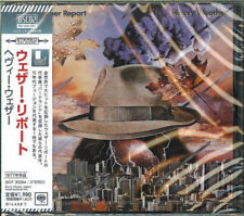 WEATHER REPORT-HEAVY WEATHER-JAPAN BLU-SPEC CD2 D73