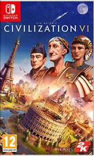 Sid Meier's Civilization VI (Switch) NEUF et scellé-Envoi Rapide-IMPORT