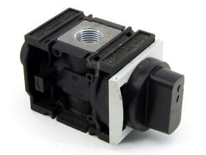 Rexroth Neumático Aventics Válvula de Cierre Bosch Aire Comprimido Serie AS3-BAV