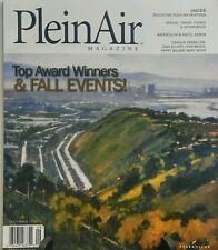 Plein Air Magazine September 2016 Top Award Winners Fall Event  FREE SHIPPING sb